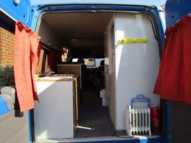 FORD TRANSIT CAMPER VAN in very good condition
