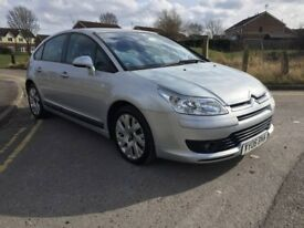 CITREON C4 VTR+ 2.0 DIESEL!!!6 SPEED MANUAL!!! F/S/H ALLOYS!!