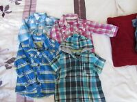 Boys tshirts, tops, jumpers 1.5 - 3.5 years old