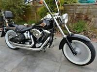 Harley 1340 evo fxstc