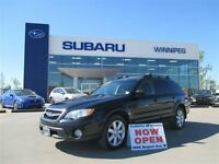2009 Subaru Outback LIMITED! Leather & Wood