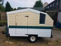 Teardrop camper/tiny house
