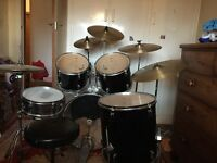 Drum kit unused for 15 years