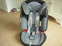 BRITAX EVOLVA 123 FULLY ADJUSTABLE CHILD IN CAR SAFETY SEAT