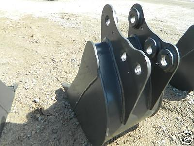 18 Pin On Bucket Built To Fit Kubota Kx-91 Excavator Guaranteed Fit