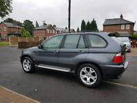 Bmw x5 3.0d gully loaded swap for auto bmw Mercedes vw