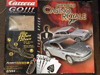 James Bond Carrera Casino Royale Scalextric-style game