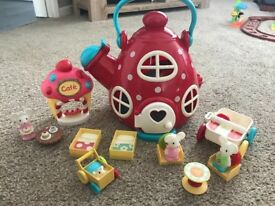 Happyland Toy Bundle