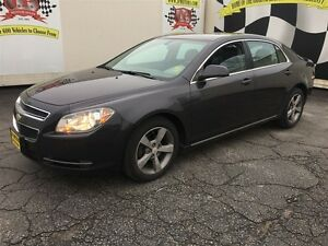2011 Chevrolet Malibu LT, Automatic, Steering Wheel Controls
