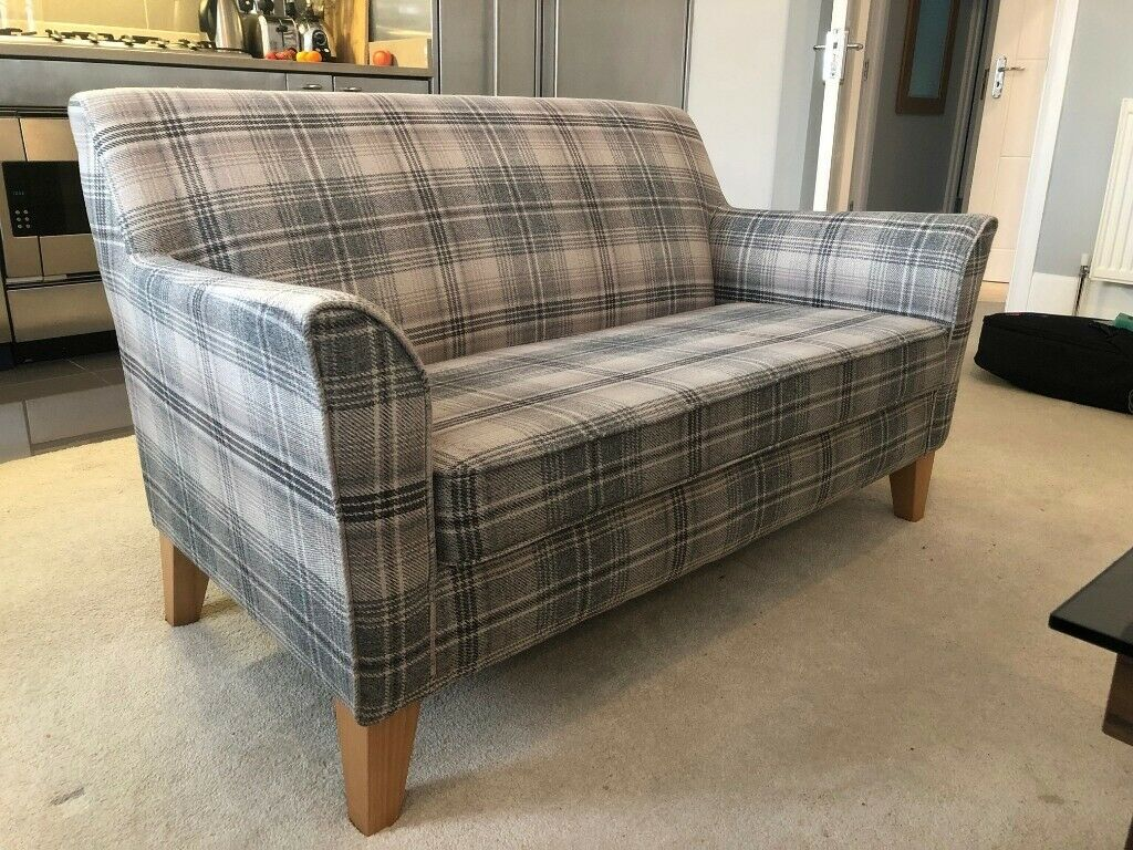 Swell Two Seater Sofa 2 X Single Chairs And Foot Stool From Next In Kingston London Gumtree Creativecarmelina Interior Chair Design Creativecarmelinacom