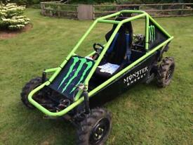 One seater none runner buggy