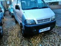 2003 suzuki carry van 1.3 petrol only 85.000 miles November 2017 mot