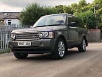 Land Rover Rang Rover 4.2 V8 Supercharged Vogue SE 5dr