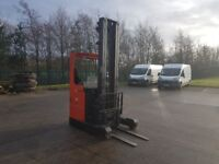 Forklift truck - 7m triple mast (Electric)