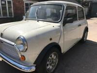 Rover mini 1275cc sprite only 50,000 miles