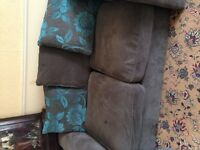 Corner right hand side sofa for sale