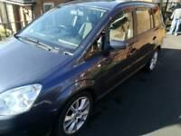 Vauxhall zafira diesel automatic