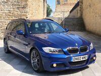 ✅ 2010 BMW 318i M SPORT PLUS EDITION LCI TOURING + LEATHERS + FSH (320D/318D/ESTATE)