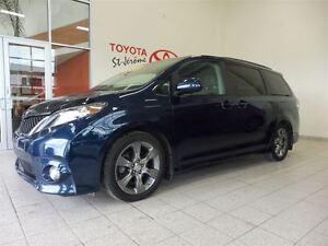 2012 Toyota Sienna * SE * 8 PASSAGERS  * TOIT * MAGS * FOGS *