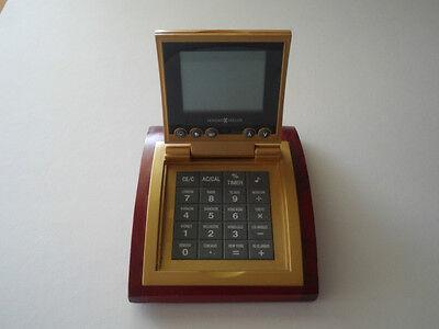 Howard Miller Versatile Time Desk Alarm Clock 645-381