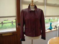 Ladies Padded Real Silk Jacket