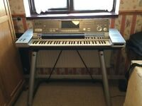 Technics keyboard kn7000