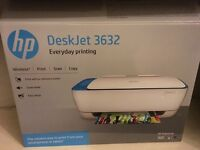 URGENT: HP Deskjet 3632 Wi-Fi All-in-One Printer/Scanner - Instant Ink