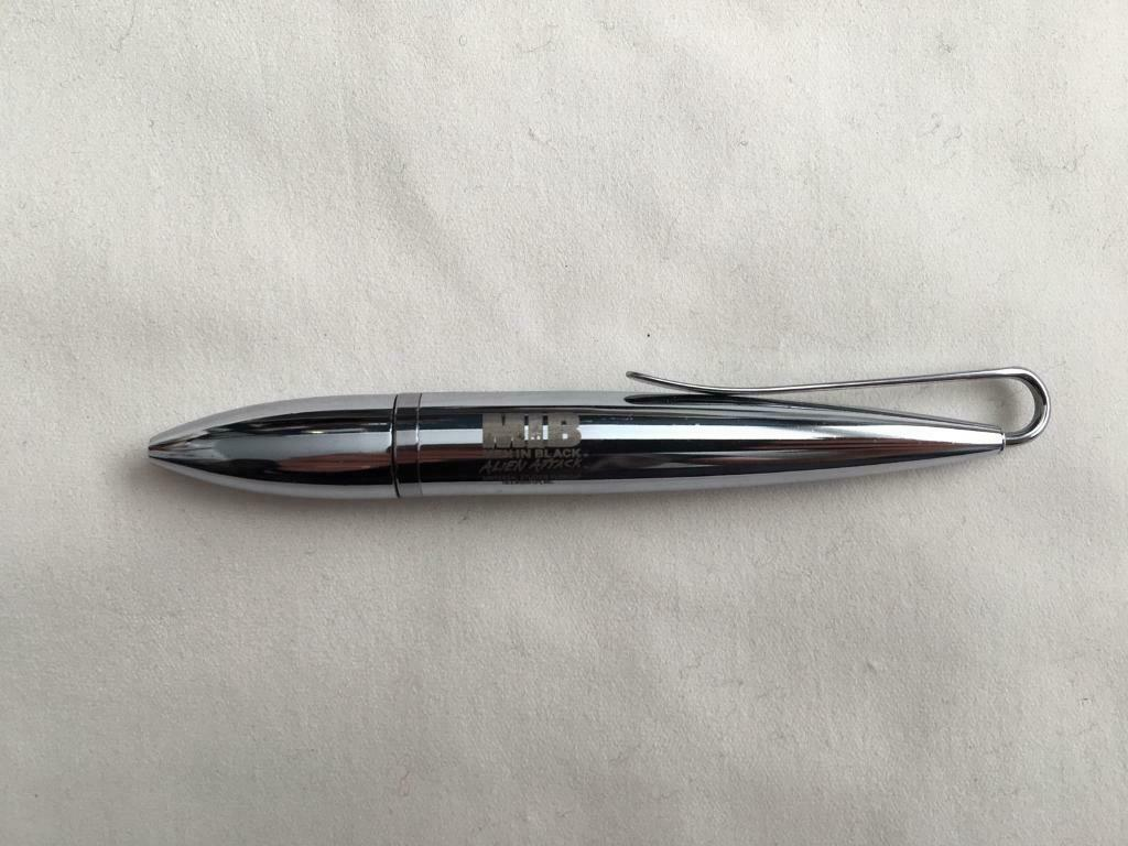 Men In Black Aliens Attack Collectable Pen In Farnborough Hampshire Gumtree