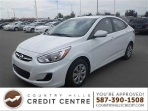 2016 Hyundai Accent GL Blue Tooth Heated Seats AUX