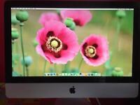 "21.5"" iMac 10.1 late 2009"