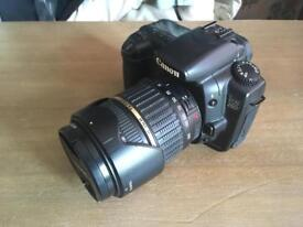 For Sale: Canon 20D and Tamron Lenses