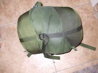 Ex Military Sleeping Bag