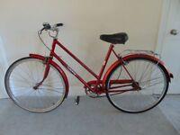 "Classic/Vintage/Retro Elswick Hopper Safeway 21"" Single Speed Commuter/Town Bike"