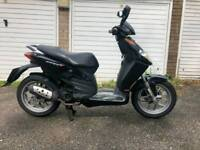 Aprilia Sport City One 50cc moped scooter not honda gilera vespa piaggio yamaha