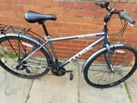 Cross malvern 700c haybrid bike