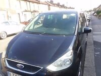 FORD GALAXY 1.8 TDCI LX PCO BADGED TILL 5 SEPT 2017