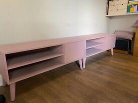 2 x TV Cabinet - Sideboard