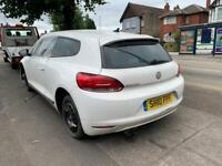 2010 VW SCIROCCO 2.0 TSI BREAKING PARTS SPARES ONLY.