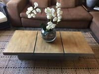 Japanese style coffee table