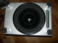 Silver Monitor Audio Radius 360 Subwoofer £96ono