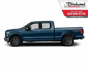2016 Ford F-150 XLT *SuperCrew *V8