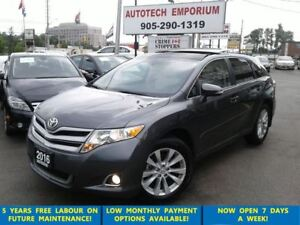 2016 Toyota Venza XLE AWD Navigation/Cam/PanoSunroof Loaded