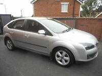 2005 FORD FOCUS 1.6 Zetec 5dr [115] [Climate Pack]NEW GLUTCH/JUST SERVICED}