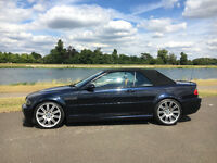 BMW E46 M3 MANUAL CONVERTIBLE, INDIVIDUAL! HPI CLEAR QUICK SALE CHEAP!!
