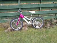 Girl bike 7 - 10