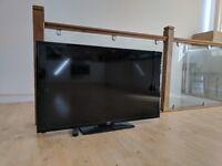 50' LED HD TV