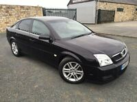 2004 04 VAUXHALL VECTRA SRI CDTI *DIESEL* 5 DOOR HATCHBACK 6 SPEED - *FEBRUARY M.O.T* - CHEAP!