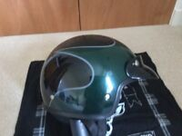 Harley Davidson crash helmet, size medium