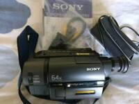 Sony handi cam