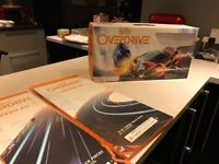 Anki overdrive starter kit, corner kit and speed kit immaculate condition